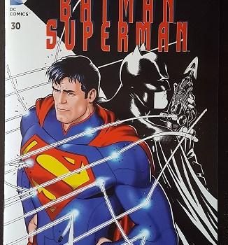 Batman Superman # 30 Variant