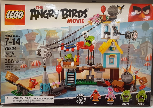 Angry Sets Movie Bird OtsLego Toy The Locker SMUVzp