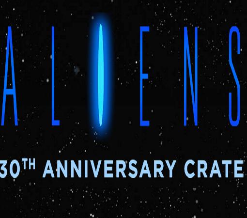 Aliens 30th Anniversary Crate