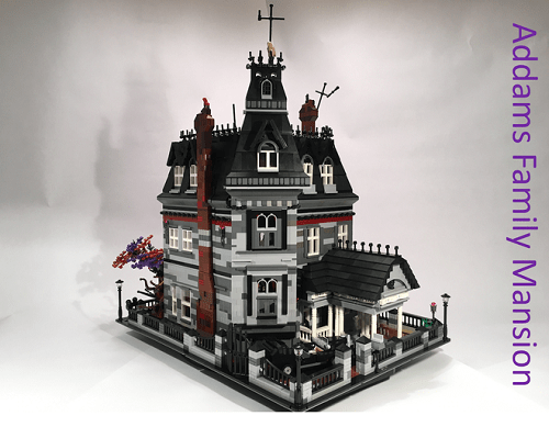 Addams Family Mansion