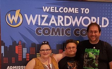 Chicago Comic Con