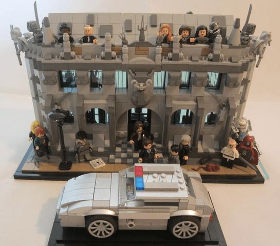 Gotham Police Headquarters