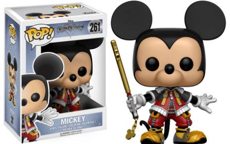 Pop Disney Kingdom Hearts