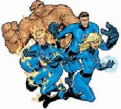 Save the Fantastic Four