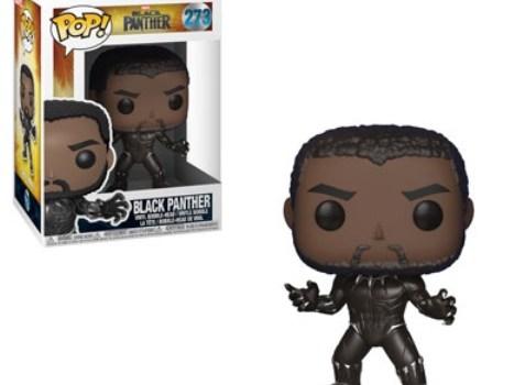 Black Panther Pop Figures