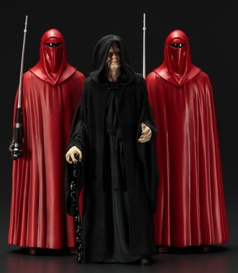 Emperor Palpatine Royal Guard