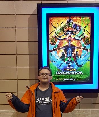 Thor Ragnarok Movie