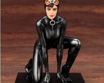 DC Comics Catwoman ARTFX