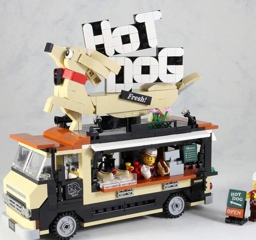 Hot Dog Truck