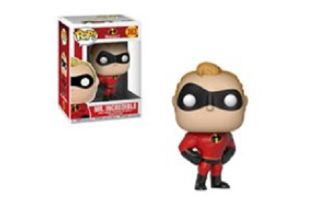 Incredibles 2 Pop Figures