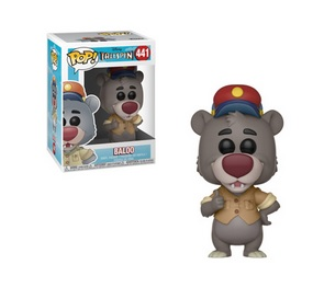 TaleSpin Pop Figures