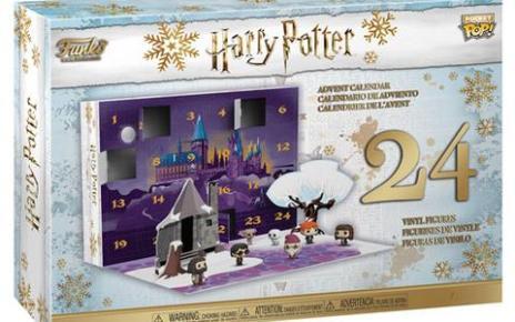 Harry Potter Pop Advent Calendar