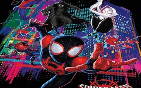 Expanding the Spiderverse Movie