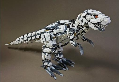 LEGO Ideas Mecha Tyrannosaur Mk 2
