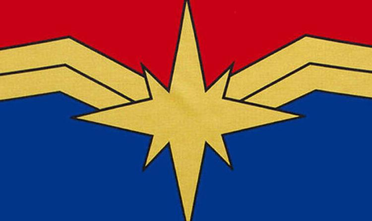 Marvel Legends Captain Marvel
