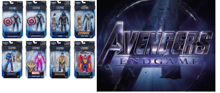 Avengers Endgame Marvel Legends