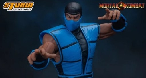 Storm Collectibles Sub-Zero