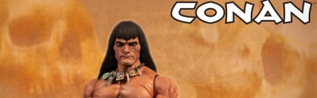 Mezco Toys Conan