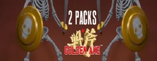 Golden Axe Skeleton Figures
