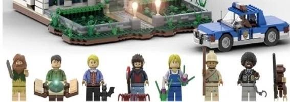 LEGO Ideas Jumanjo of 1995
