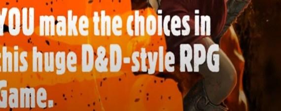 D&D Style Medieval Fantasy RPG