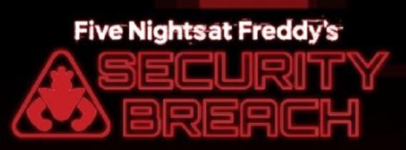 Funko FNAF Security Breach