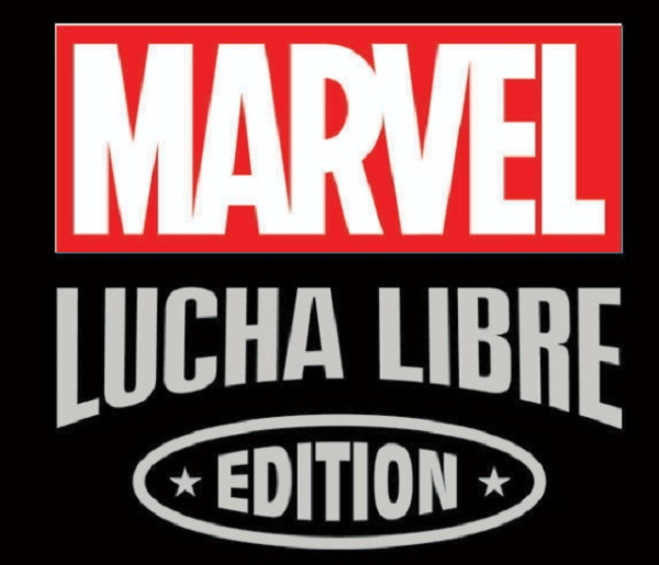 Marvel Lucha Libre Pop Figures