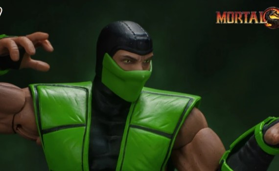 Storm Collectibles Reptile Figure