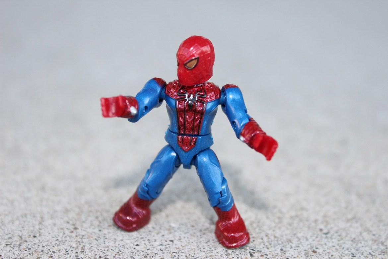Mega Bloks Marvel Super Heroes Spider-Man Review
