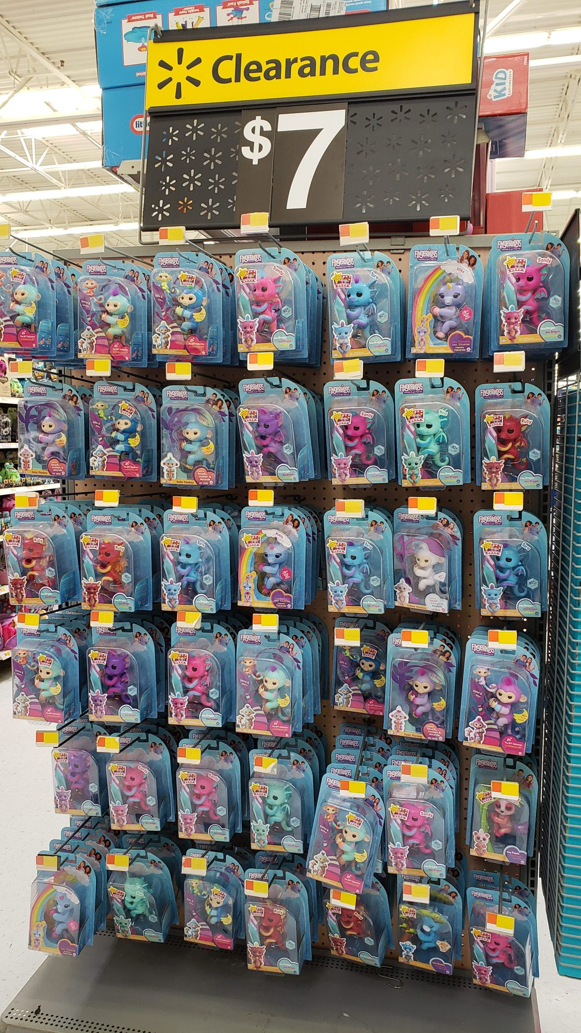 The Death of Fingerlings and Hatchimals…?