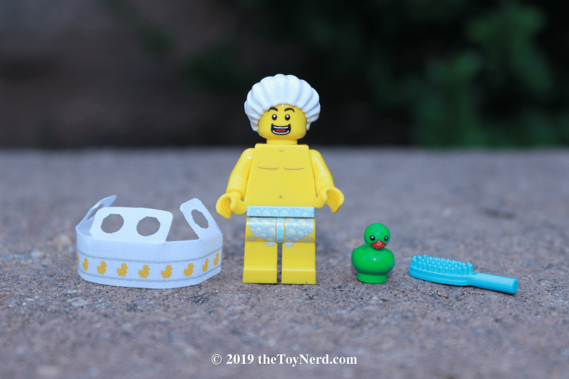 Lego Minifigures 71025 Series 19 Review Part 2
