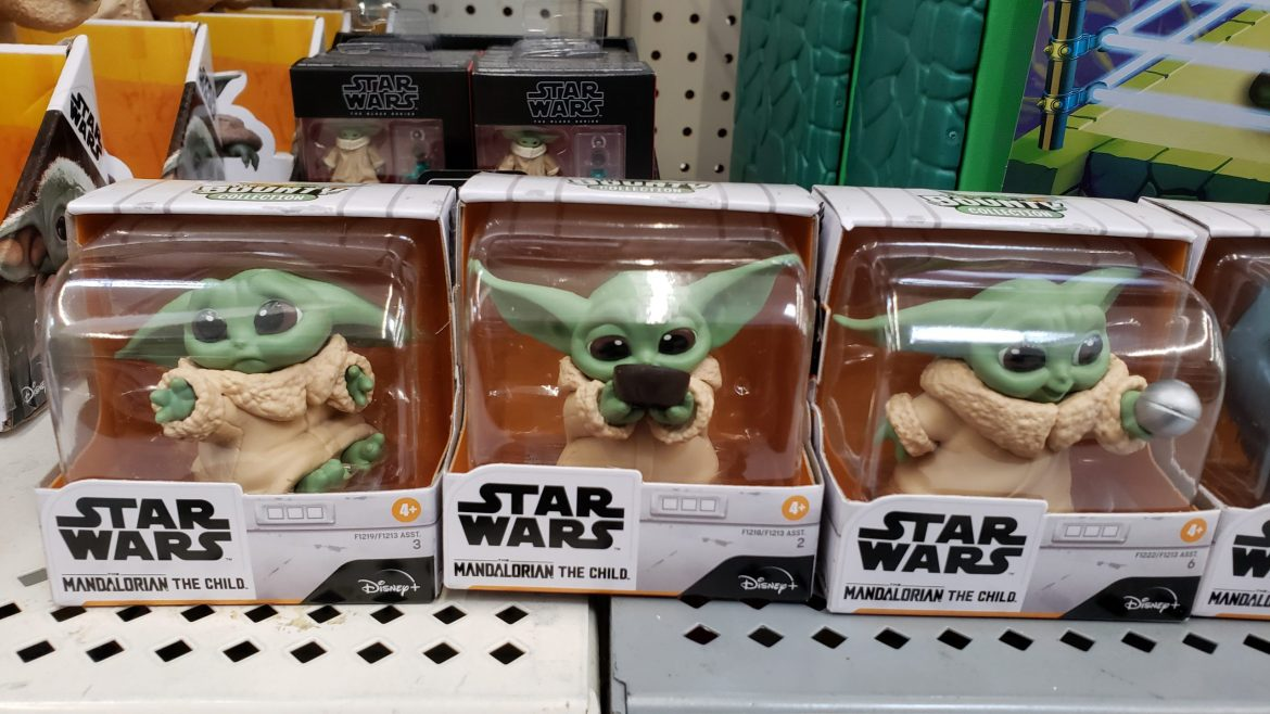 Star Wars Mandalorian the Child the Bounty Collection Spotted at Walmart