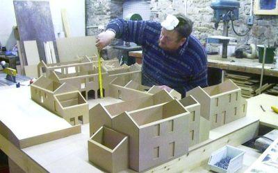 Model Farm for National Centre for Children's Books