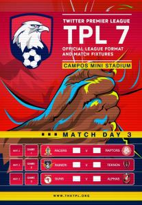 TPL7 Matchday 3: The Preview
