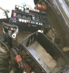 p0031 p0051 2003 4runner opened engine fuse box [ 1440 x 1080 Pixel ]