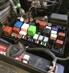 p0031 p0051 2003 toyota 4runner fuse box [ 1440 x 1080 Pixel ]