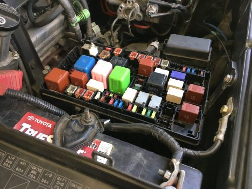 small resolution of p0031 p0051 2003 toyota 4runner fuse box