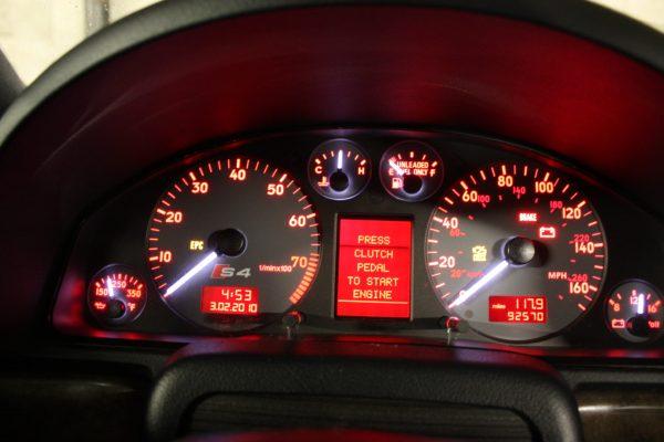Stumbling Across a Gem 2001 Audi S4 The Track Ahead