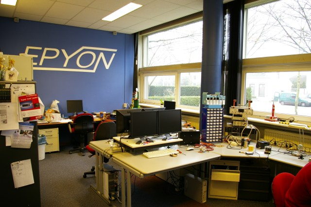 Epyon-office-2016-self-painted-wall