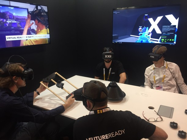 XXX - VR Meeting Room