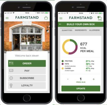 Farmstand - The app