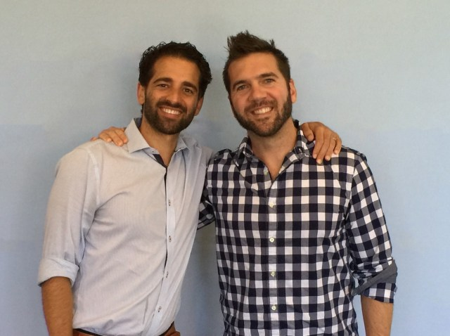 Nick Bulcao and Ryan Rusnak