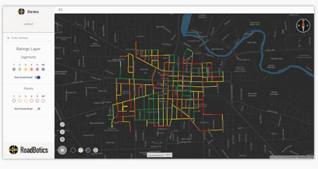 RoadBotics screenshot 1.