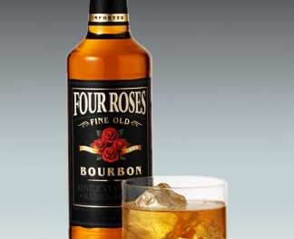 It's Whiskey O'Clock – Four Roses have filed a Trade Mark Application for Whiskey in Ireland