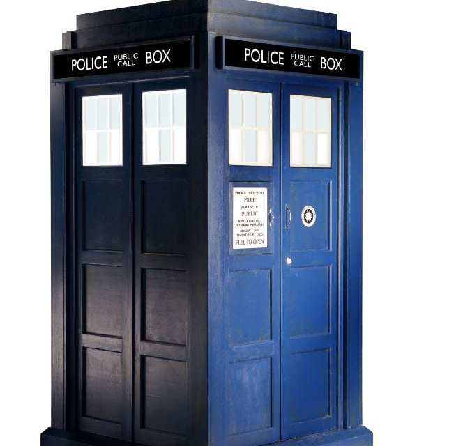 The BBC just tried to Trade Mark the Tardis!