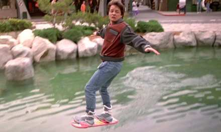 Hoverboards, Angry Birds and A Cabin in the Woods – Today's Interesting IP