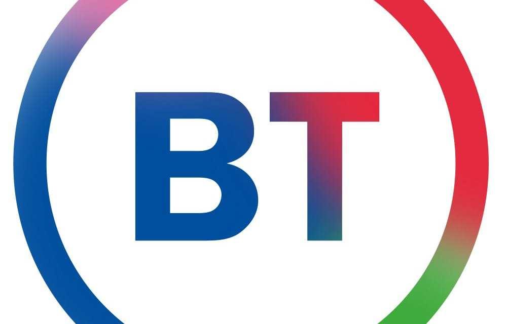 New BT Logo Trademark Application Filed