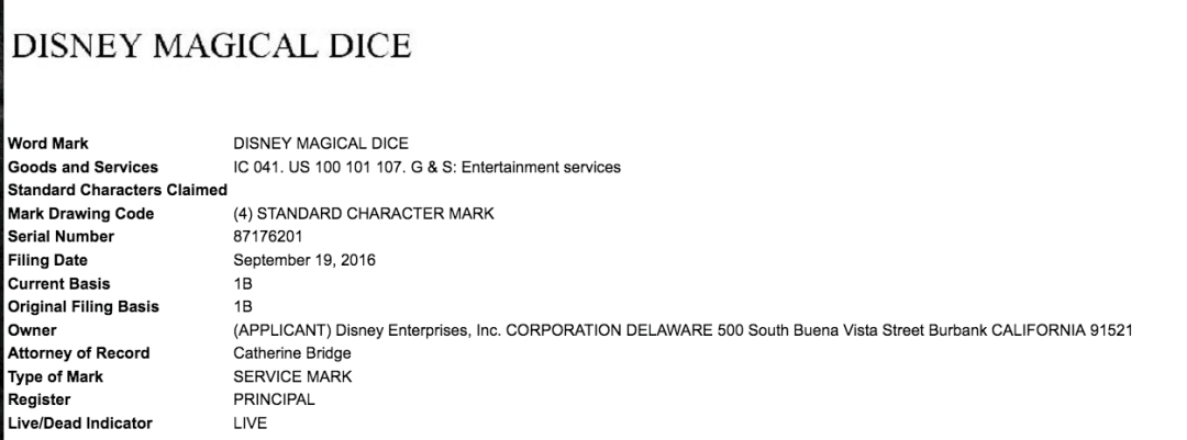 disney-magical-dice-trademark-application-filed-disney-magicaldice