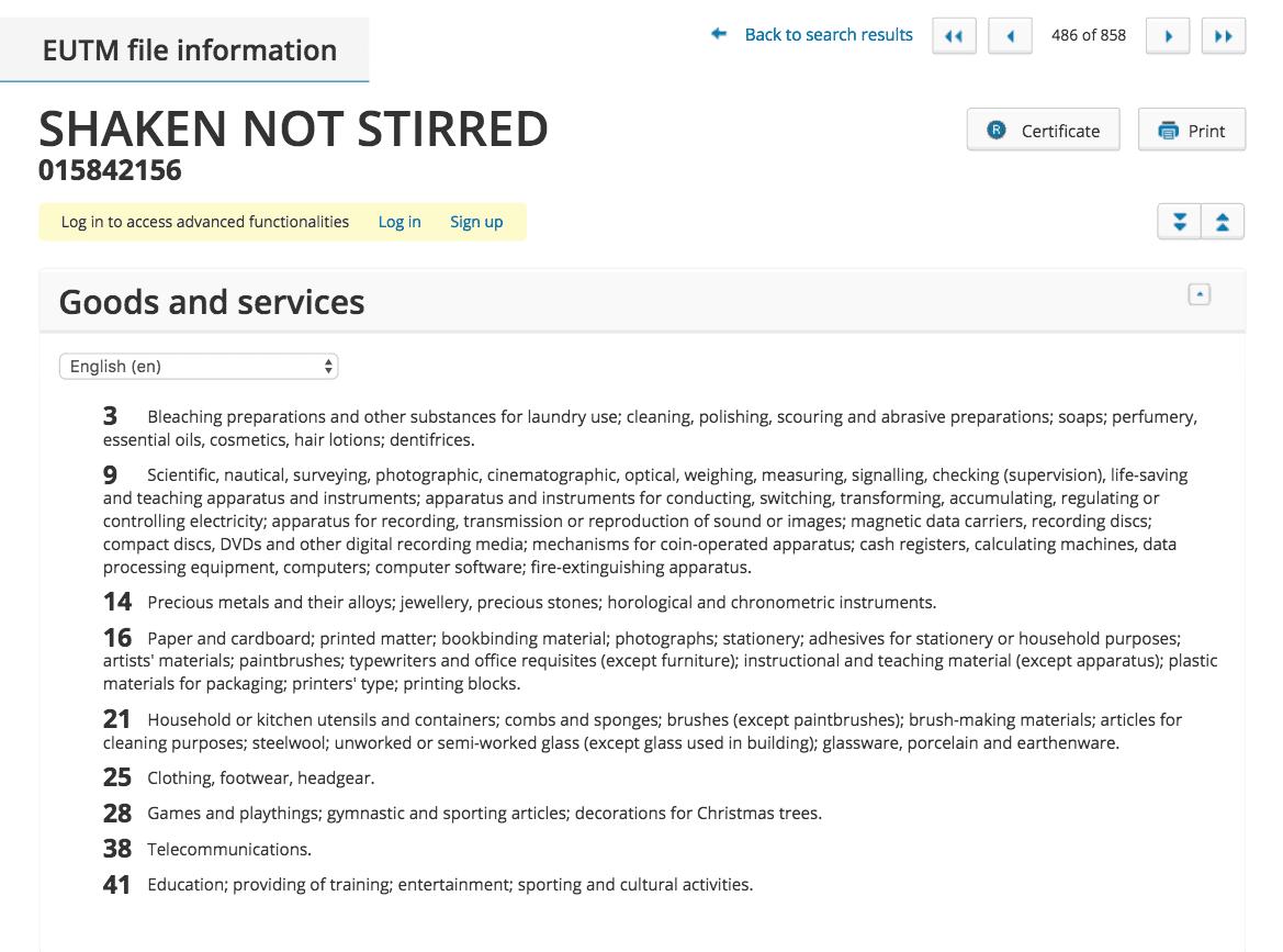 shaken-not-stirred-trademark-application-filed-in-eu-bond-jamesbond-martini