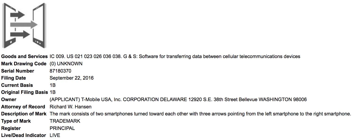 t-mobile-have-filed-a-trademark-application-for-this-for-software-for-transferring-data-from-phone-to-phone